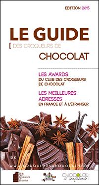 Guide des Croqueurs de Chocolat 2015
